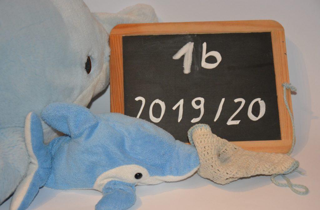 2019 Delfinklasse Klassentier 1b