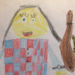 Kinderportrait Frau Kuberka